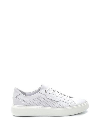 Derimod Erkek Ayakkabı(4030-5105) Sneaker Beyaz